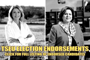 DAVIS and VAN DE PUTTE: A winning team for TEXAS!