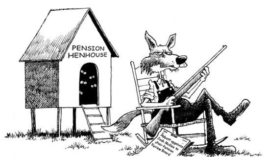 PensionHenHouse