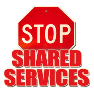 stop SharedServices_wordsand SIgn